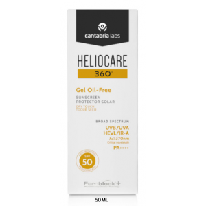HELIOCARE GEL OIL-FREE SPF...