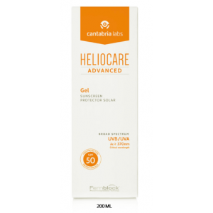 HELIOCARE GEL SPF 50+ 200 ML
